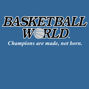 BASKETBALL WORLD T-Shirt Indigo