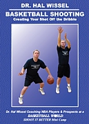 Creating Your Shot Off the Dribble DVD
